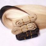 人毛の種類と、人毛について